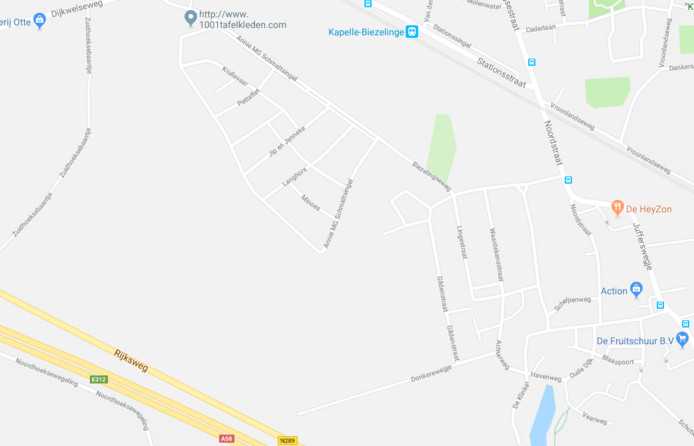 Lot Biezelingseweg in Kapelle nog niet beslecht